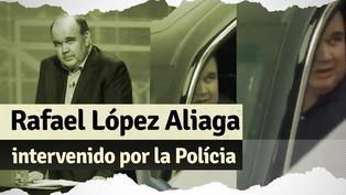 Rafael López Aliaga: así fue su intervención por invadir carril del Metropolitano
