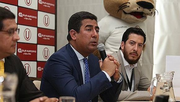 La administración de Universitario de Deportes regresó a las manos de Carlos Moreno. (Foto: Archivo GEC)