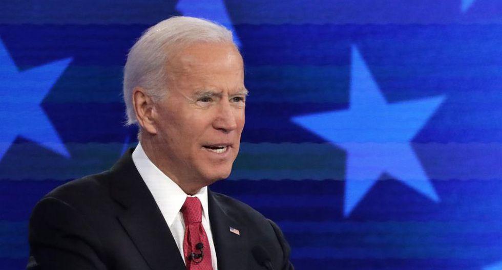 Joe Biden defendió el trabajo de su hijo en Burisma, la chispa que encendió las acusaciones en su contra de corrupción, a pesar de que Hunter Biden no ha sido acusado penalmente por mala conducta. (Foto: AFP)