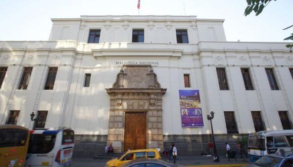 El Ministerio de Cultura dispuso el cierre de las salas de atención, lectura y estudios en la Biblioteca Nacional del Perú (BNP). (Foto: GEC)