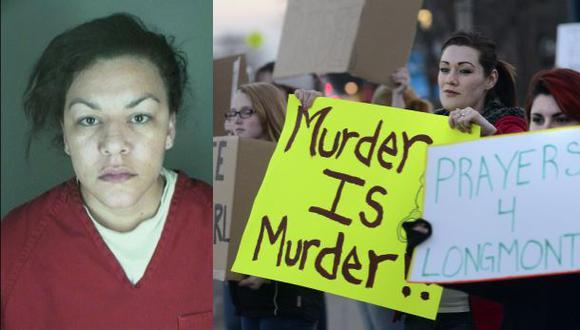 Mujer que mató a bebé no nacido no sería juzgada por homicidio