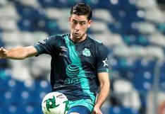 Santiago Ormeño elegido en el once ideal de la primera fecha de la Liga MX
