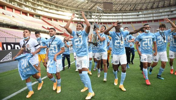 Sporting Cristal suma 20 títulos en su historia. (Foto: Liga 1)