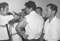 """Vacunación masiva en el Perú: el """"inyector a chorro"""" con el que los peruanos combatimos el sarampión en 1970"""