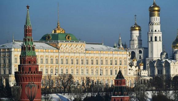 El Kremlin, la gran fortaleza rusa. (Foto: AFP)