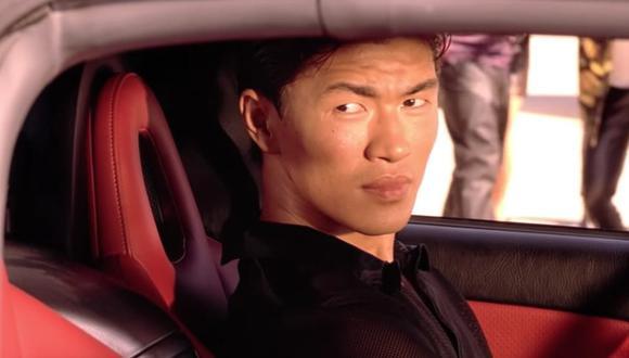 """Rick Yune como Johnny Tran en la franquicia """"Rápidos y furiosos"""" (Foto: Universal Pictures)"""