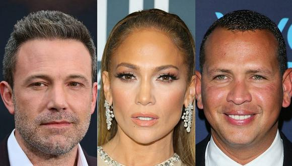 """Alex Rodríguez está """"en shock"""" por el acercamiento entre Jennifer Lopez y Ben Affleck porque creía que aún podían reconciliarse. (Foto: AFP)"""