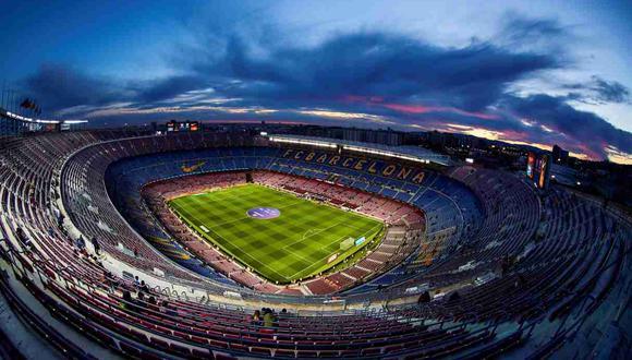 El Barcelona pone a disposición de la Generalitat sus instalaciones. (Foto: EFE)