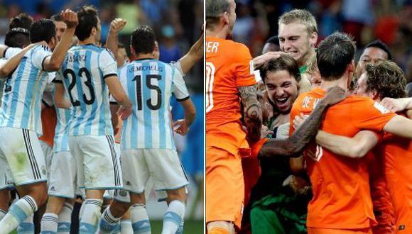 Holanda vs. Argentina: ¿qué equipo paga más en las apuestas?