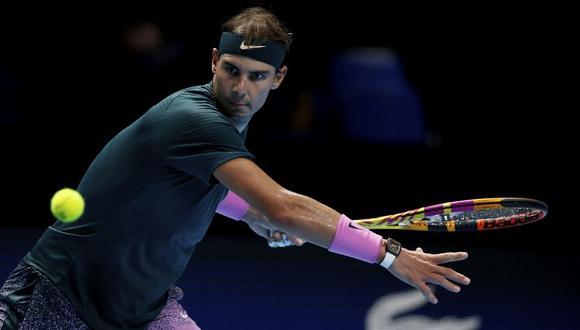 Rafael Nadal gana partido (Foto: Twitter ATP Tour)