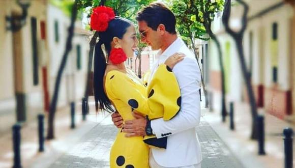 El torero español Antonio Pavón y la modelo trujillana mantiene una relación que supera obstáculos (Foto: Antonio Pavón/ Instagram)