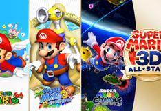 Super Mario 3D All-Stars: lanzamiento, características y precio del esperado videojuego de Nintendo Switch