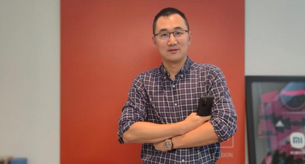 Tony Chen Bingxu, gerente general de Xiaomi para Latinoamérica se refiere a la importancia del marcado peruano para la marca china.