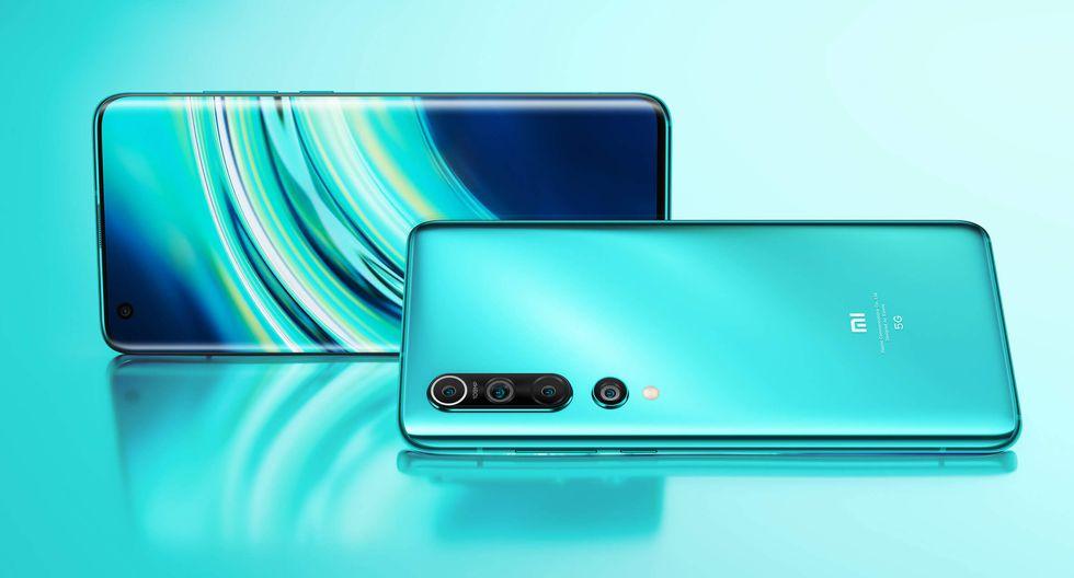 Xiaomi presentó su nueva línea Mi 10. (Foto: Xiaomi)