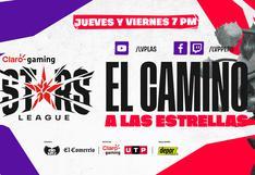 Claro Gaming Stars League | Las partidas de la jornada 11 y 12 del Clausura