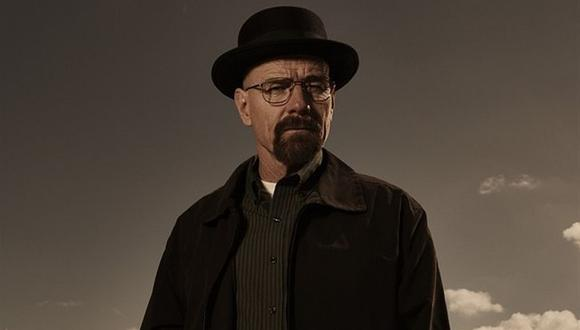 Su radical transformación al maquiavélico Heisenberg hizo que Bryan Cranston ganara todos los elogios y premios posibles (Foto: AMC)