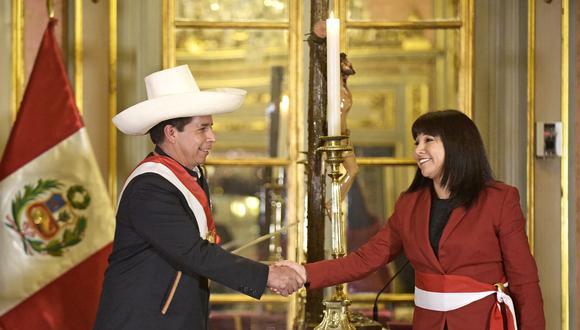 """""""Claramente sigue siendo un gobierno de izquierda, pero la hipótesis que surgió el 28 de julio, con Bellido como punta de lanza, pierde vigencia con su salida y la de Maraví"""" (Foto: PCM)."""