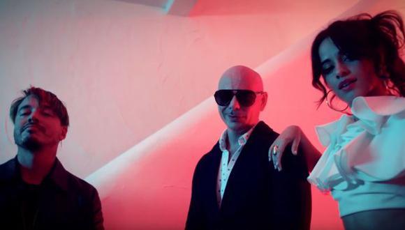 """""""Rápidos y furiosos 8"""" une a Pitbull, J Balvin y Camila Cabello"""