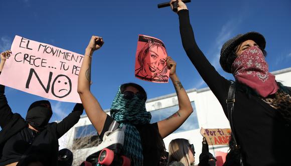 Según datos del Secretariado Ejecutivo del Sistema Nacional de Seguridad Pública (SNSP), solo en el 2019 se registraron 1.006 víctimas de feminicidio en México. (Foto: AFP)