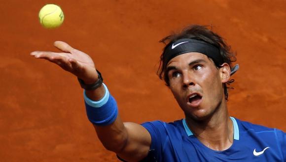 Rafael Nadal necesitó 68 minutos para derrotar a Juan Mónaco