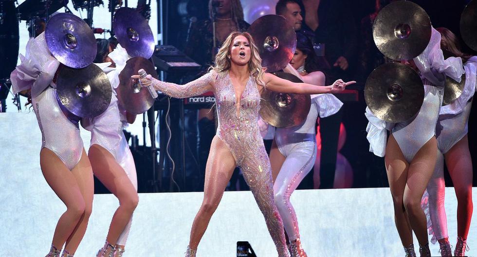 Jennifer Lopez continúa con su gira tras viaje a Jerusalén. (Foto referencial: AFP)