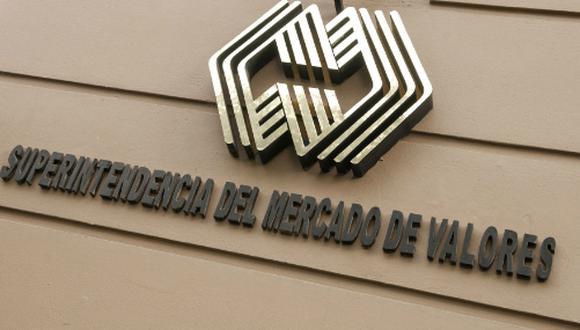 La Superintendencia del Mercado de Valores (SMV). (Foto: Andina)