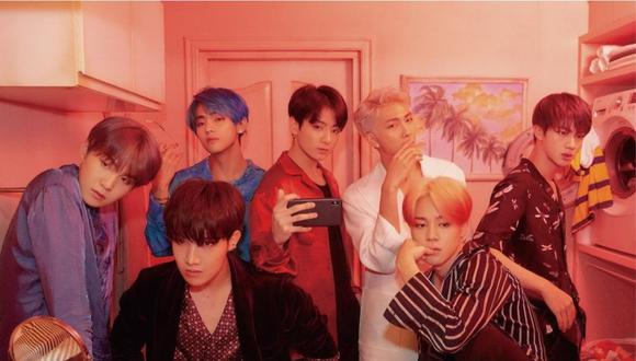 "Big Hit Entertainment, la agencia de BTS, y Universal Music buscarán crea una nueva ""boy band"" en EE.UU. (Foto: @bts)"