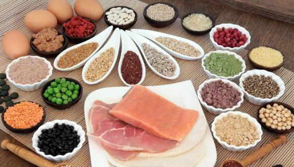 ¿Sabes cuántas proteínas necesita tu cuerpo?. (Foto: Getty)