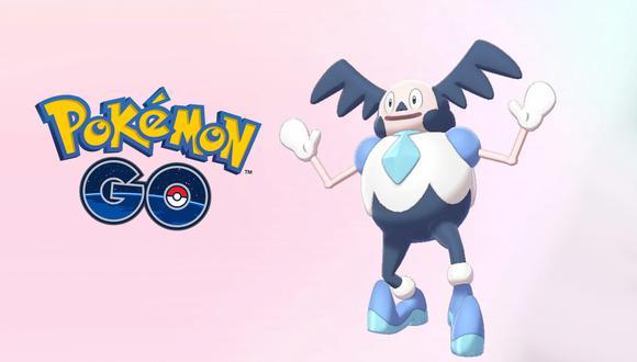 ¿Cuántos Mr. Mime Galar atraparás? Conoce todas las tareas de investigación que podrás hacer en Pokémon GO. (Foto: Nintendo)
