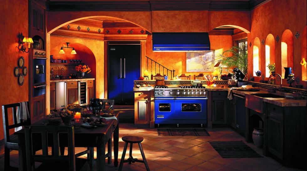 Cinco ideas para decorar con lo último en cocinas - 1