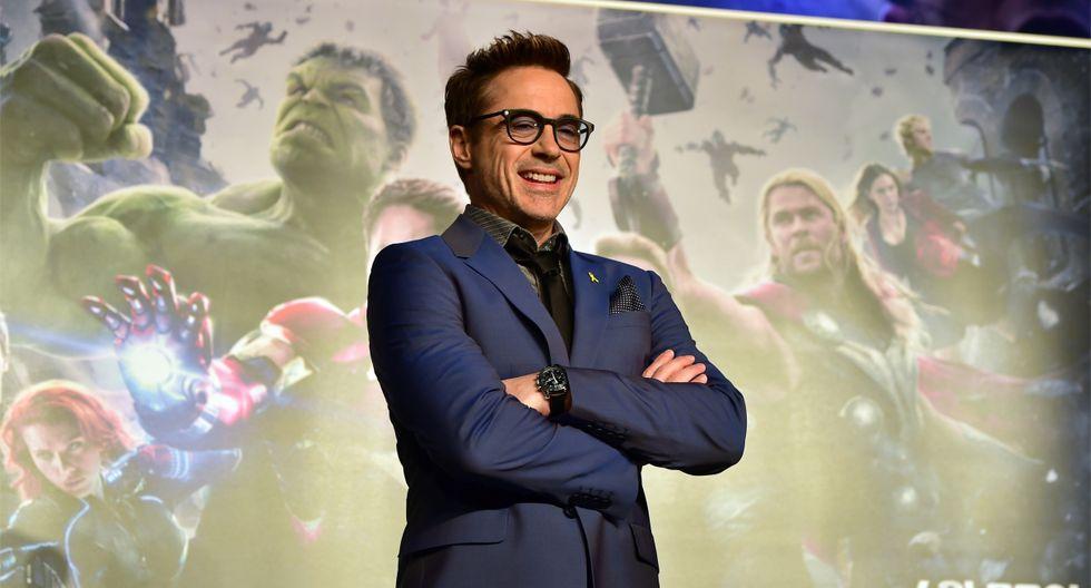 Robert Downey Jr. se pronuncia sobre las posiblidades de regresar al Universo Cinematográfico de Marvel. (Foto: AFP)