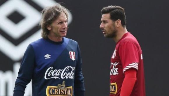Selección peruana: ¿el ciclo de Claudio Pizarro ha terminado?