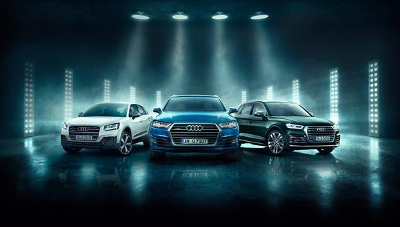 Los asistentes al evento encontrarán precio con descuento para los modelos que conforman el portafolio de la marca. (Foto: Audi).