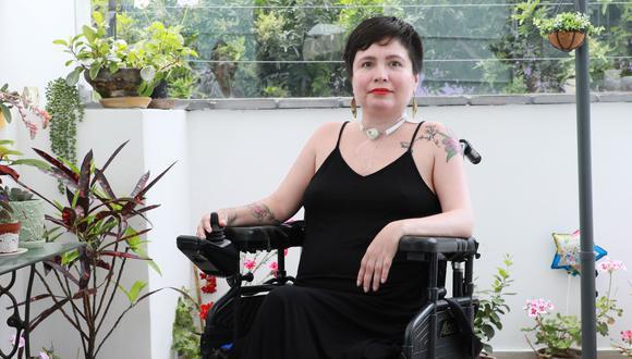 Ana Estrada sufre desde hace más de 30 años una enfermedad degenerativa. (Foto: GEC)
