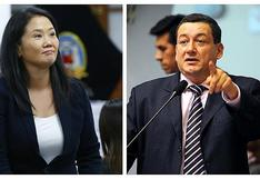 Keiko Fujimori: declaración de Rolando Reátegui continuará como parte de investigación por aportes, resolvió PJ