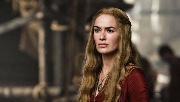"""""""Game of Thrones"""": Lena Headey se despide emotivamente de Cersei Lannister (Foto: HBO)"""