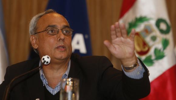 """Fiscal de la Nación a la FPF: """"Investigamos la ruta del dinero"""""""