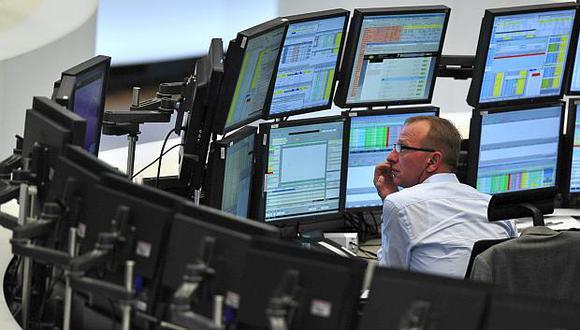 Los mercados bursátiles de Europa anotaron ganancias este miércoles. (Foto: AFP)