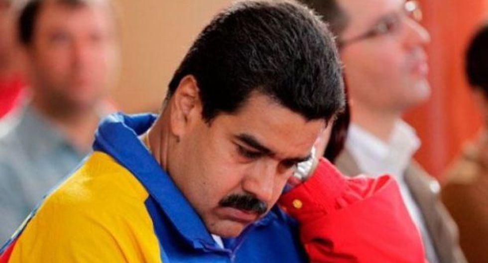 Nicolás Maduro: Más de 65% de venezolanos desaprueba su gestión