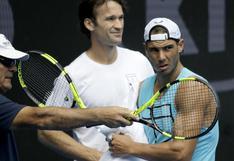 """Toni Nadal no lo duda: """"Si no fuera el tío de Rafa, querría que Federer ganara siempre"""""""