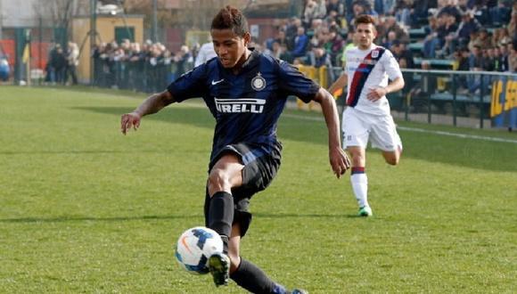 Polo anotó su segundo gol: esta vez en derbi juvenil de Milán