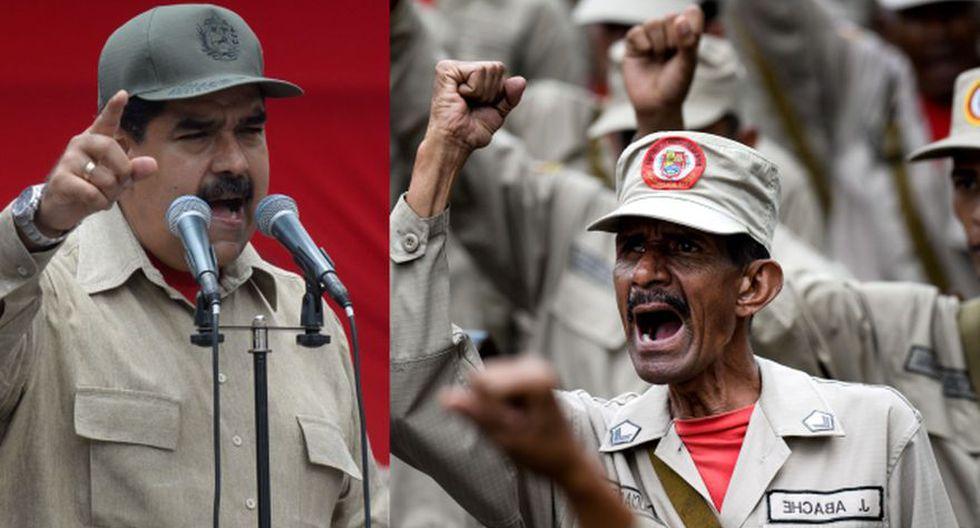 """ONU: """"Entregar armas a civiles causa más tensión en Venezuela"""""""