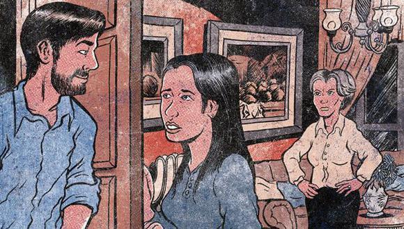 Otra vida para Doris Kaplan: pasaje de la novela de Alina Gadea