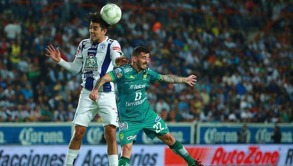 Pachuca venció 2-1 a León y disputará la final de la liga MX