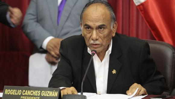 Congresista Rogelio Canches se suma a la campaña de César Acuña