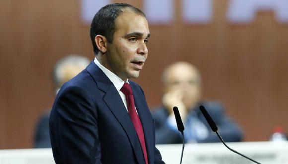 Príncipe Alí será de nuevo candidato a elecciones de la FIFA