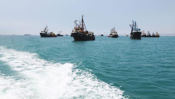 Podrán participar en la pesca exploratoria las personas naturales o jurídicas que cuenten con permiso de pesca vigente para la captura de caballa y jurel. (Foto: GEC)