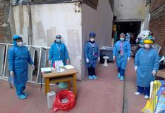 Junín: 15 trabajadores de salud dieron positivo al COVID-19 en Huancayo