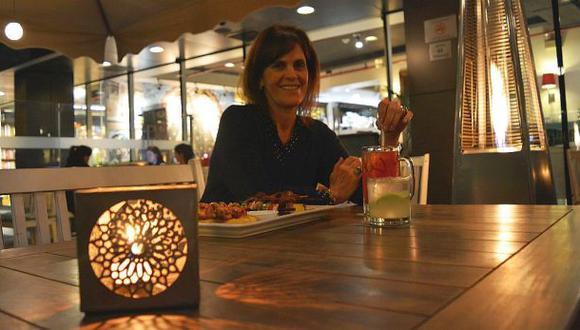 Paseo Colón: Sandra Plevisani y sus nuevos cocteles y piqueos