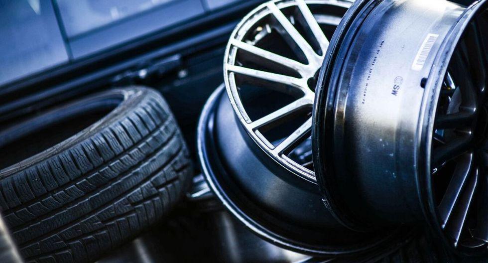 Año nuevo: ¿Cómo debes preparar tus neumáticos si viajarás en auto?